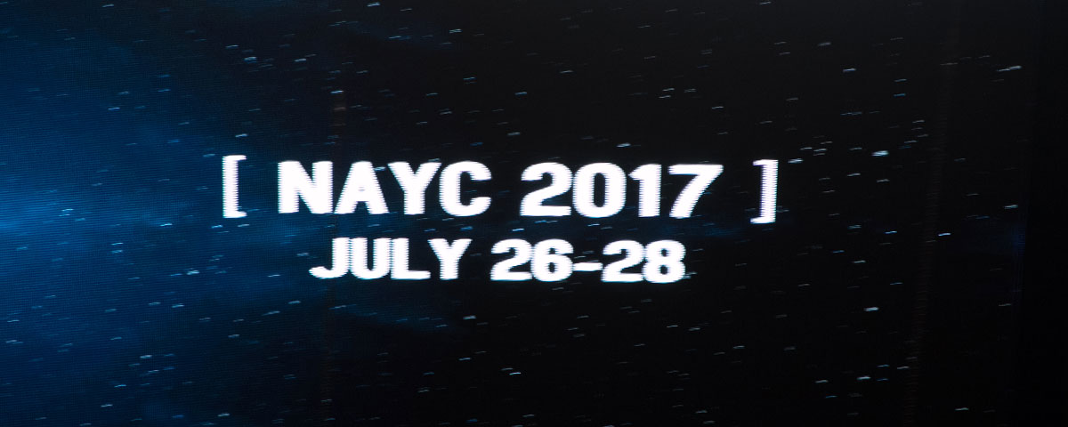 NAYC Coming Soon
